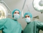 pic of 2 surgeons